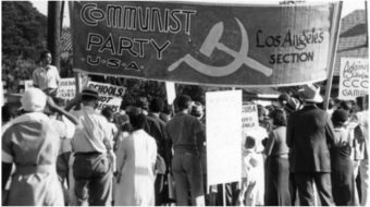 Los Angeles honors and celebrates Communist Party's 100th anniversary