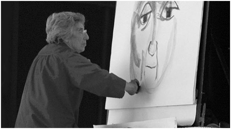 Peggy Lipschutz: Artist with a cause