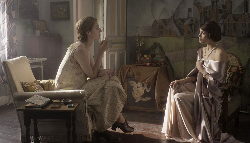 'Vita & Virginia': Two British novelists' love affair in new film
