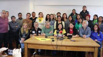Chile: Comunicado Oficial de CUT