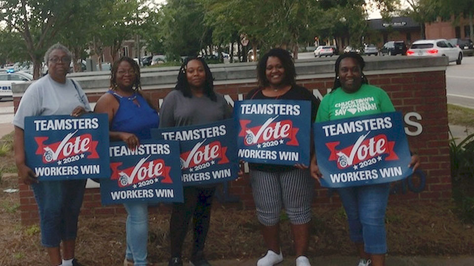 Teamsters to quiz presidential hopefuls on three top issues
