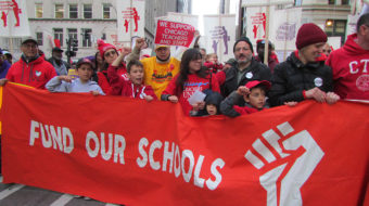 Chicago teachers, support staff set to strike