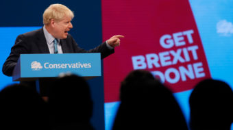 "Johnson's ""fair and reasonable"" Brexit compromise falls on deaf ears"