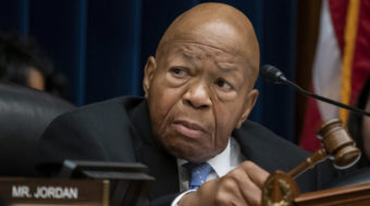 Key impeachment panel chair Cummings dies at 68; Probe goes on
