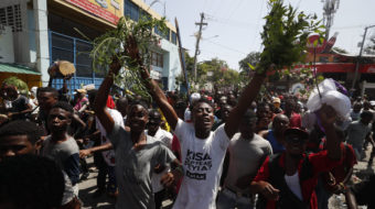 Protests in Haiti show signs of eventually producing change