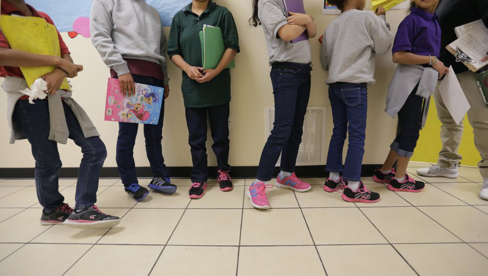 Trump administration seeks to privatize migrant child detention camps