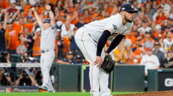 Astros GM apologizes after hurling taunts at female reporters, MLB says it will investigate