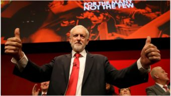 """Brexit takes a backseat as Labour launches election fight for """"real change"""""""