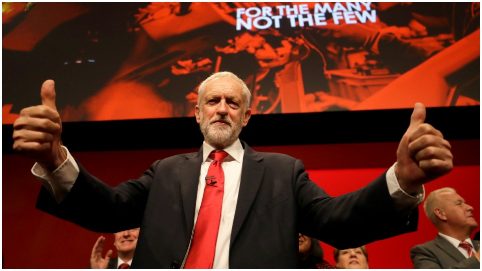 "Brexit takes a backseat as Labour launches election fight for ""real change"""