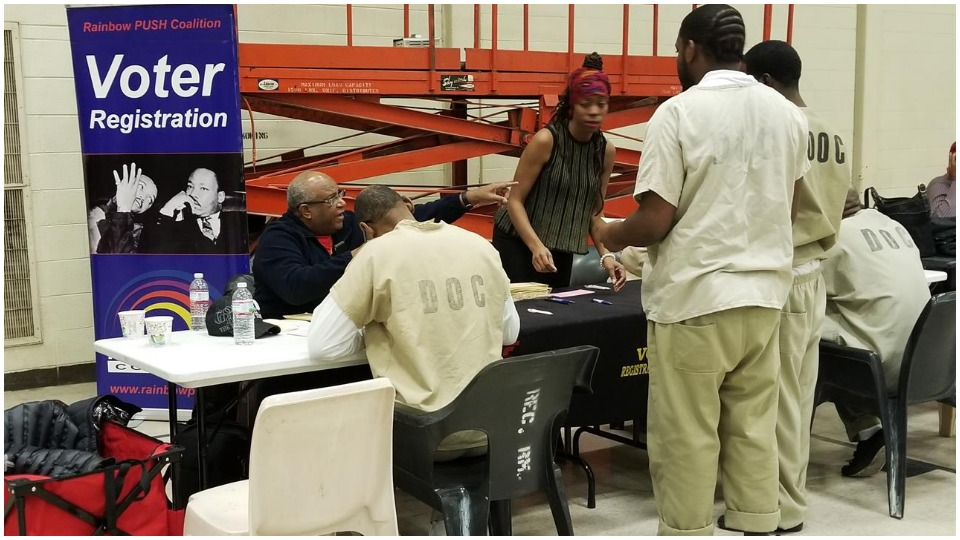 More rehabilitation, less incarceration: How about votes for inmates?