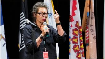 Native sovereignty and the struggle for democracy in 2020: Interview with Judith LeBlanc