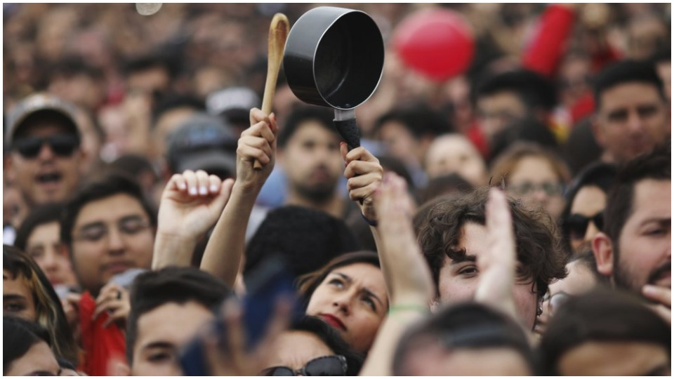 Millions march in Chile, force major concessions from right-wing president