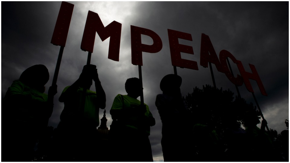 Why the left should care about impeachment—and support it wholeheartedly