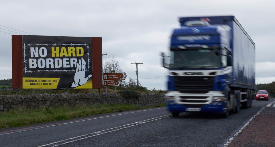 Possible Brexit concessions in the works on Northern Ireland