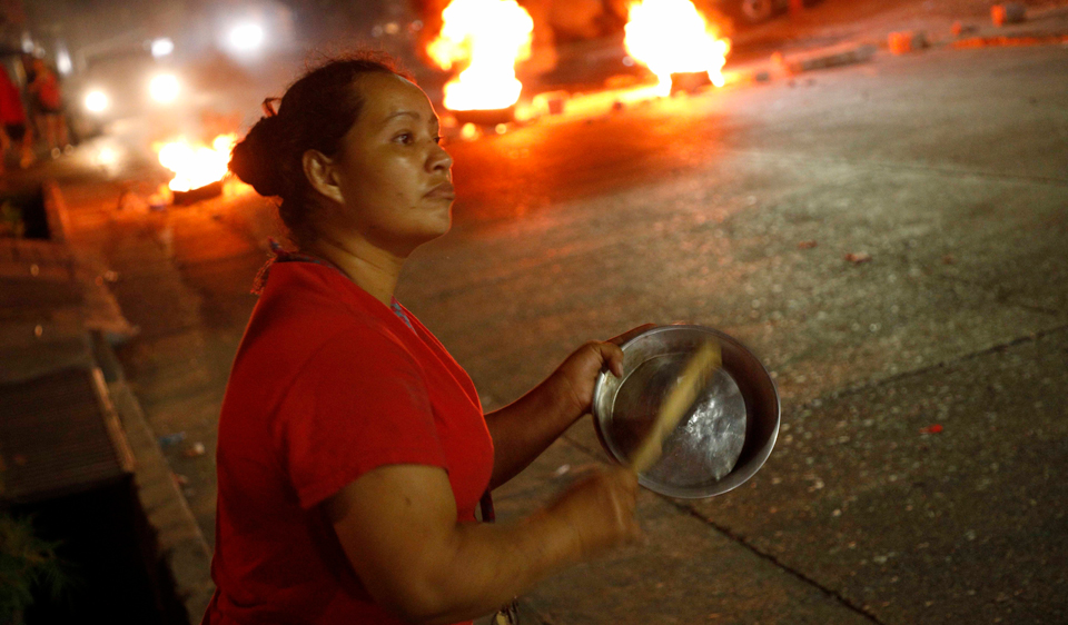 With conviction of president's brother, protest in Honduras reaches boiling point