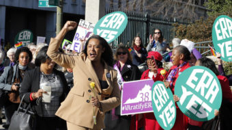 Virginia: Progressive Legislators Move Fast on the Equal Rights Amendment