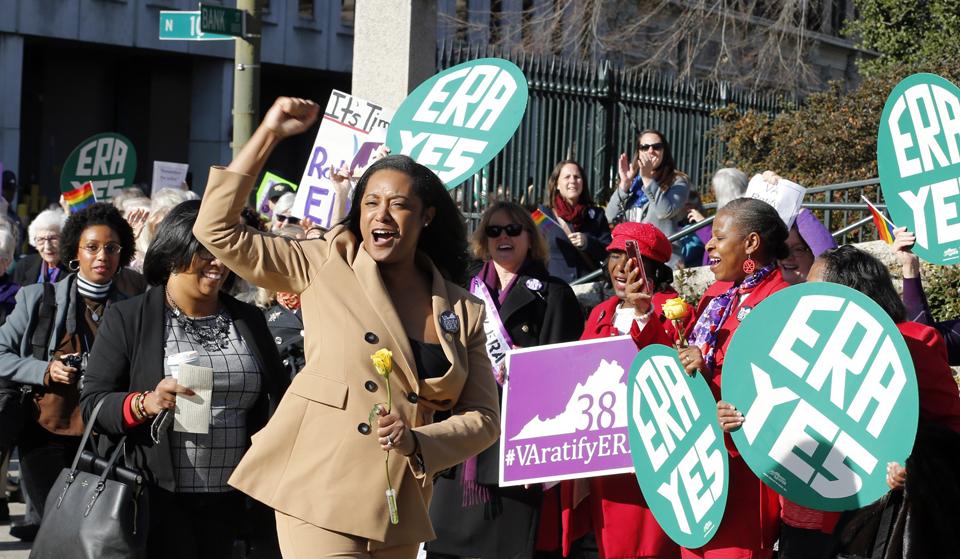 Virginia: Progressive Legislators Move Fast on the Equal Rights Amendment