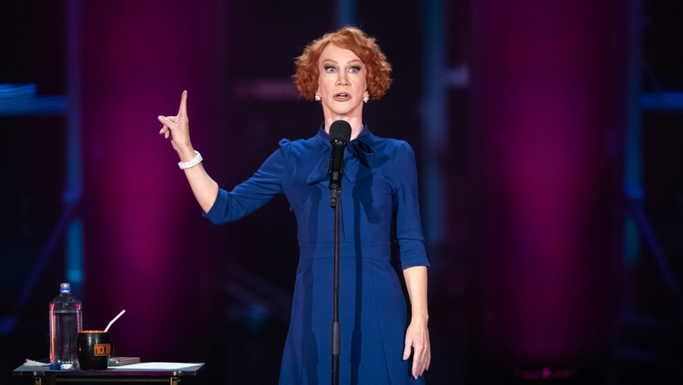 'Kathy Griffin, A Hell of a Story' comedy documentary mocks Trump