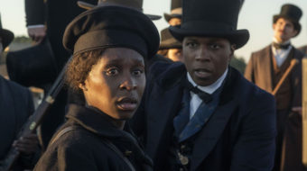 "Film review: All aboard the freedom train with ""Harriet"""