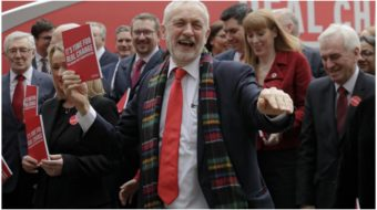 The Corbyn Manifesto: British Labour leader offers radical alternative
