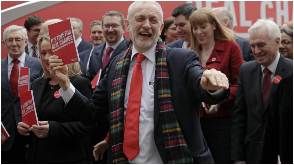 The Corbyn Manifesto: British Labour leader offers radical alternative