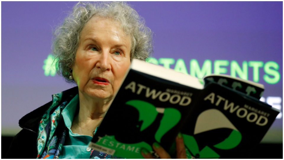 On her 80th birthday: Margaret Atwood points the way toward a new humanity