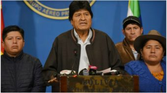 Bolivia coup against Morales opens opportunity for multinational mining companies