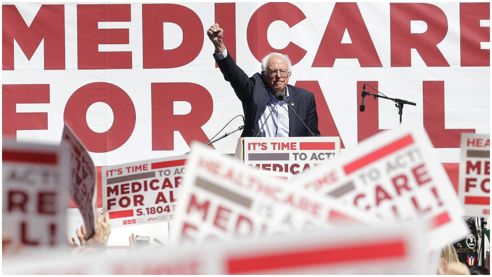Citing Medicare for All, National Nurses United endorses Sanders – again
