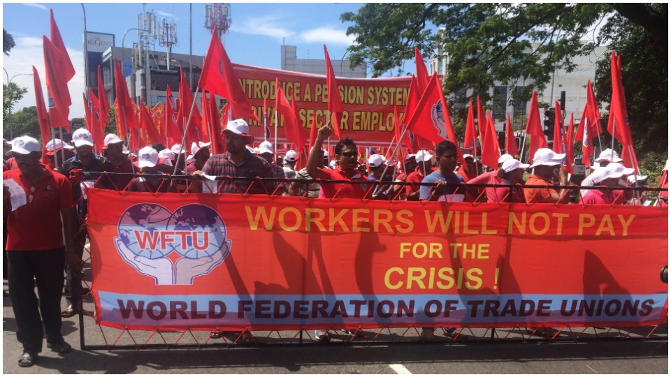 World Federation of Trade Unions and Canadian Labour Congress denounce Bolivian coup