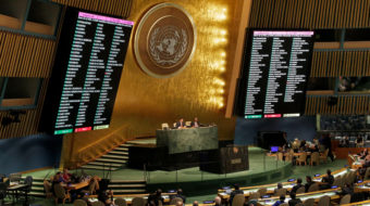 Once more, UN General Assembly rejects U.S. blockade of Cuba