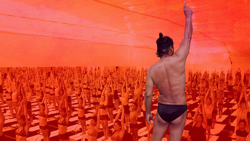 'Bikram: Yogi, Guru, Predator': Oh! Kolkata, yogi bare and boo-boos
