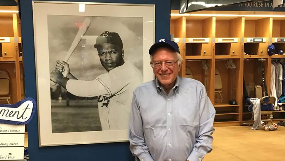 Saving the minor leagues: Bernie Sanders jumps into the fight