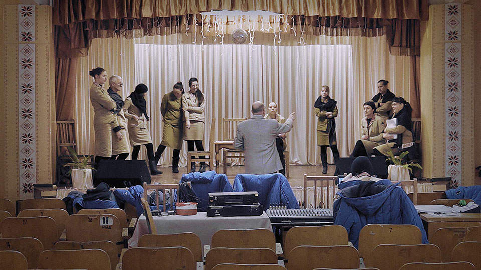 The new Belorussian film 'Debut': Crime and punishment and art therapy