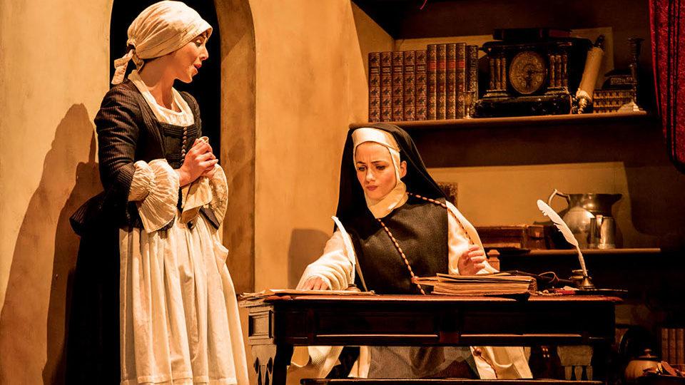 'Juana': The feminist, nun, scholar, thinker, poet—and now an opera