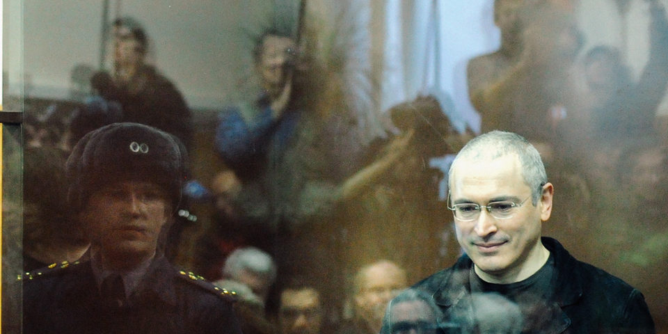 'Citizen K': Mikhail Khodorkovsky and the birthing of the new Russia