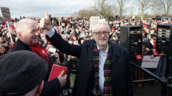 Corbyn: Elect a government of hope to shock the establishment