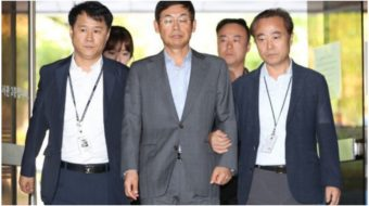 Samsung boss sent to prison for union busting