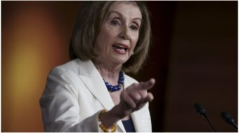 Pelosi calls upon House Judiciary Committee to write articles of impeachment