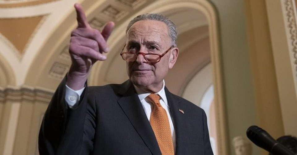 Democrats push the GOP for a fair Senate impeachment trial