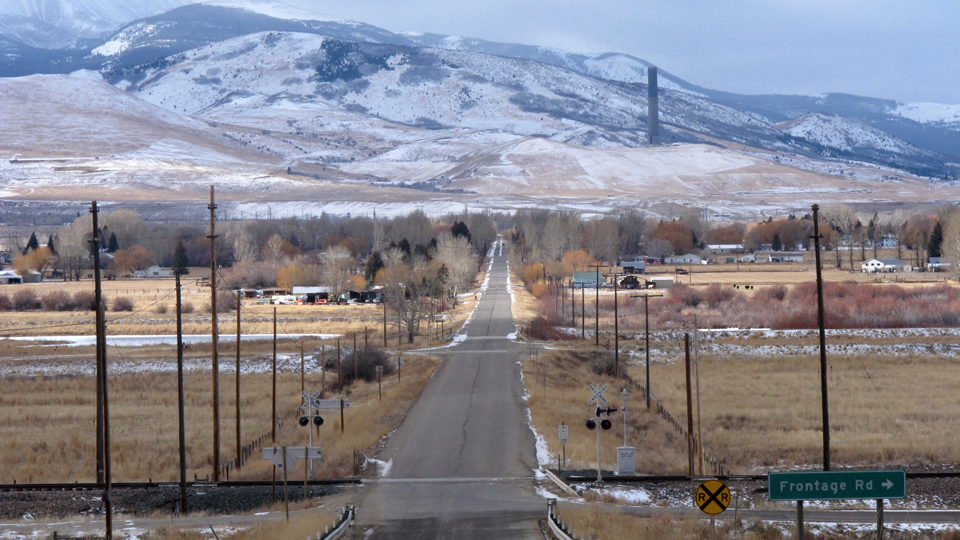 David vs. Goliath: Small town's residents fight oil and mining giant