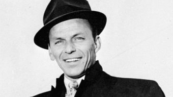 "Sinatra's birthday today: We remember when ""Old Blue Eyes"" was red"