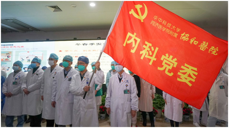 China's coronavirus response shows what's possible when people come before profits