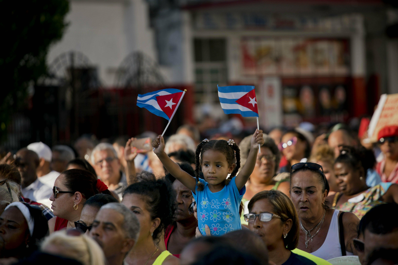 U.S. encirclement endangers Cuba's economy, provokes response