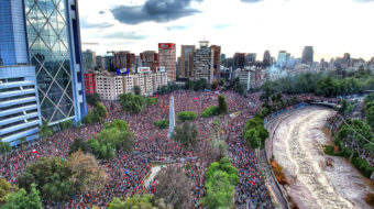 Chilean uprising the legacy of dashed hopes and bitter defeat