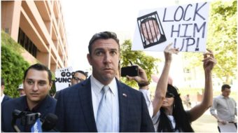 Rep. Duncan Hunter pleads guilty, resigns, goes to prison, collects lifetime pension