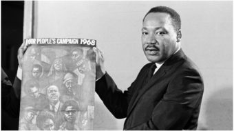 MLK's final campaign lives on: The war against racism and poverty
