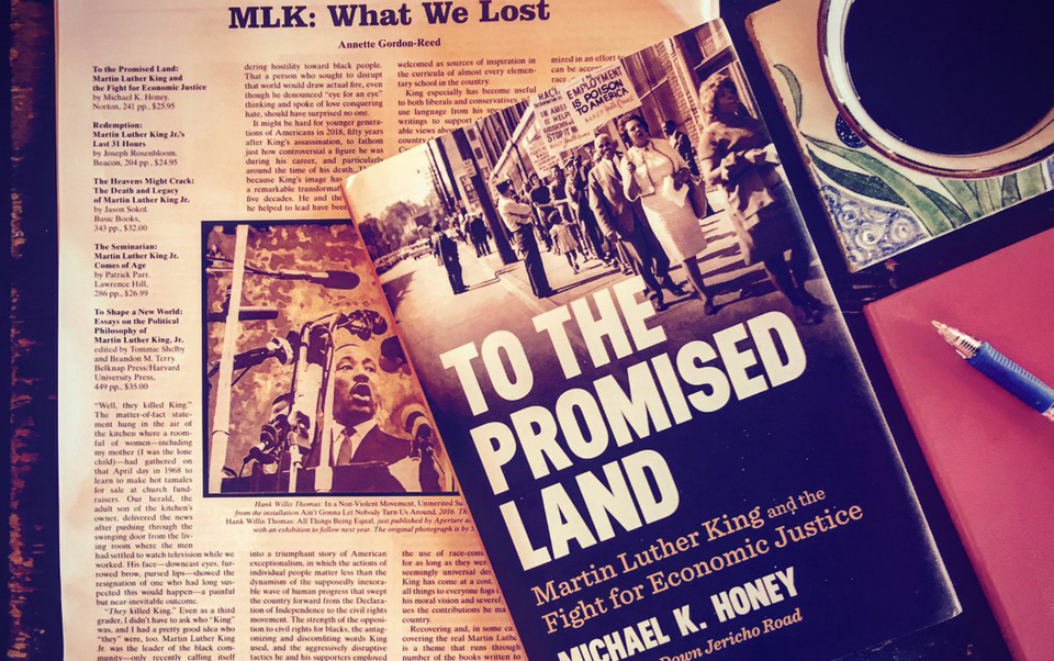 "Review: ""To The Promised Land,"" King's fight for economic justice"