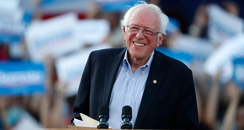 Could Bernie Sanders, like Jeremy Corbyn, be accused of anti-Semitism?