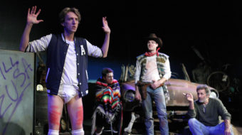 A Sam Shepard double bill, a hilarious send-up of film conventions