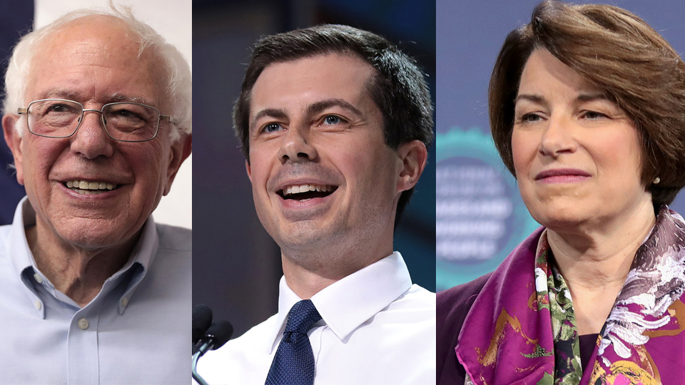 After final debate Dems wrap up their New Hampshire campaigns